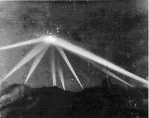 UFO Sightings - West Coast Air Raid
