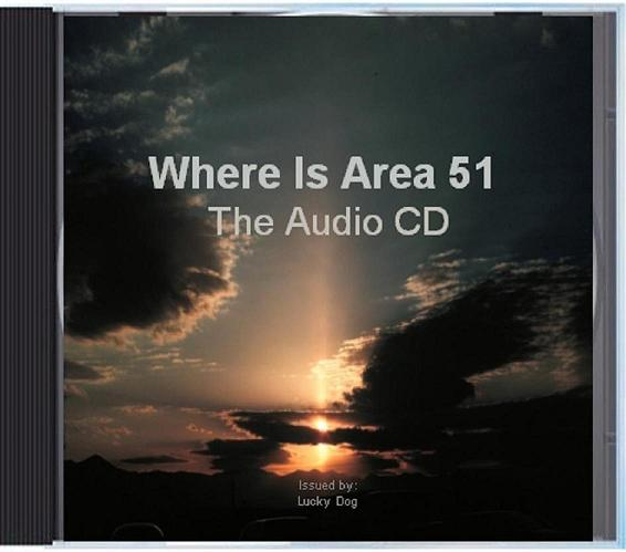 Where Is Area 51 - The Audio