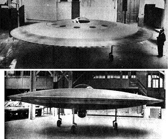 American Flying Saucer